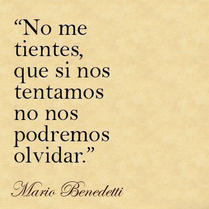 #MarioBenedetti #Poemas