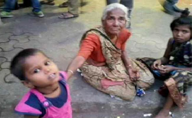 MUMBAI: She is 70 years old and she lives with her four grandchildren, on a street outside the railway station in Mumbai's suburban Mulund. Champa, who barely makes ends meet by doing odd jobs, has to look after her four grandchildren, all of them below 10 years of age. But after a…