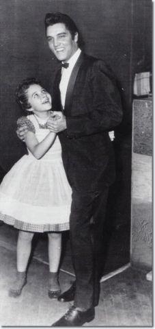 13- Brenda Lee , Elvis Presley