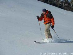 Le magasin du Ski de Randonnée Nordique