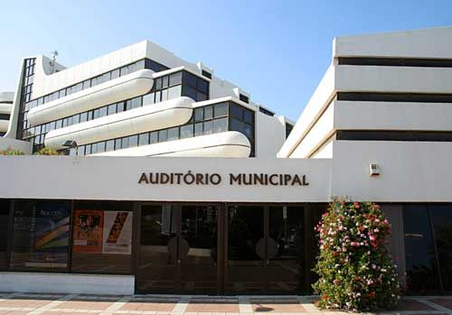 Auditório Municipal de Albufeira, Portugal