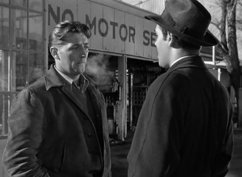 Out Of The Past Robert Mitchum Is Jeff Bailey And A Man