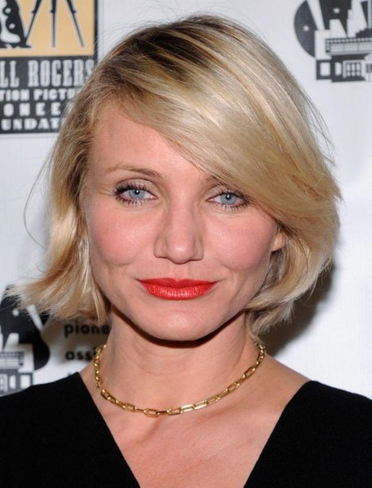 Comedian blonde lange haare