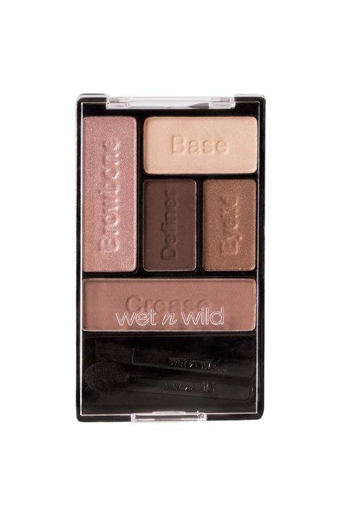Wet n Wild Eye Shadow Palettes in Bare and Beautiful