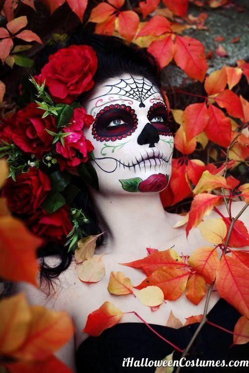 makeup for Halloween  Halloween Costumes 2013