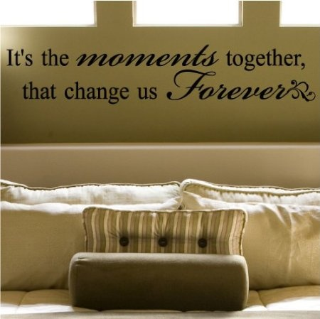 Best Hallway Decorating Images On Pinterest Wall Decal Quotes - Custom vinyl lettering wall decals art sayings