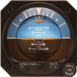 attitude indicator (artificial horizon)