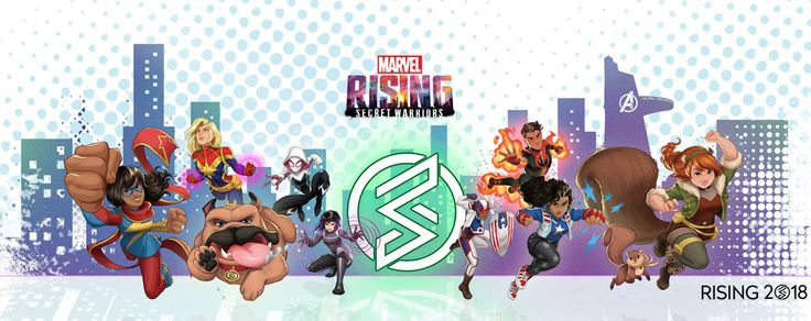 Marvel Rising superteam launches with four digital shorts