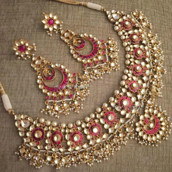 Buy Kundan Choker Necklace Priya Nacc10438c: 1000+ Ideas About Indian Bridal Jewelry Sets On Pinterest