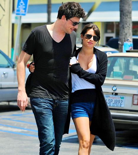lea michele and cory monteith - Google Search