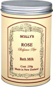 Bulgarian Rose Rose Bath Milk