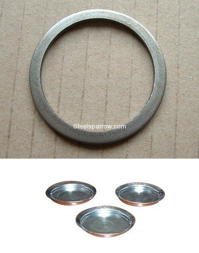 SALE SALE SALE SALE Abutment ring for cylindrical roller bearing,  Shaft size - 40 mm, Make: SLF Germany SLF Bearing No. HJ308E, Imported Enquir:info@steelsparrow.com Check @ http://www.steelsparrow.com/bearings/bearing-accessories/rings-races/abutment-ring-for-cylindrical-roller-bearing.html