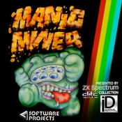 Manic Miner  - classic Spectrum game!