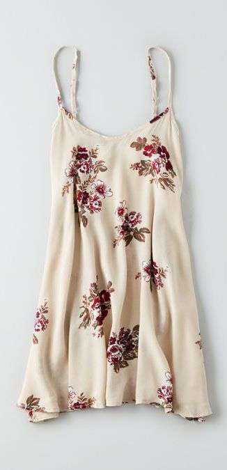 American Eagle Outfitters AEO Don't Ask Why Slip Dress