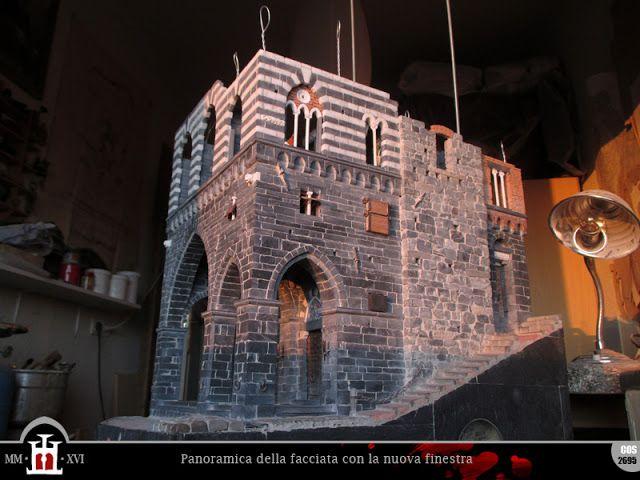 DOMUS project: Costruzione 211: Finestre del piano nobile (5) - ghiere e capitelli angolari
