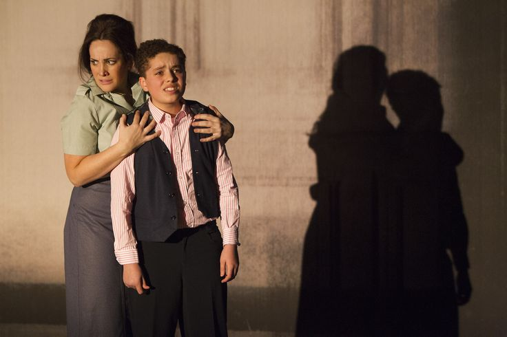 The Turn of the Screw - Fiona Murphy (The Governess), Joseph Zubier (Miles) - #TurnOfTheScrew