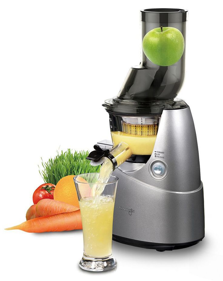 Commit to healthier eating this year with The Nutrient Preserving Juicer.
