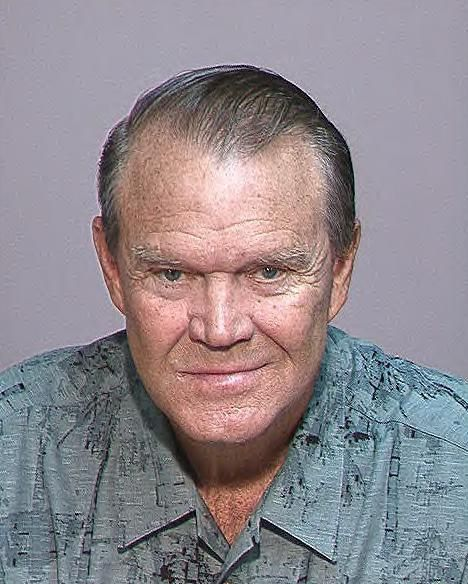 Is Glen Campbell Still Alive: Mugging For The Camera