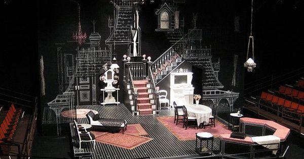 gothic scenic design - gothic scenic design - Google Search --- #Theaterkompass #Theater #Theatre #Schauspiel #Tanztheater #Ballett #Oper #Musiktheater #Bühnenbau #Bühnenbild #Scénographie #Bühne #Stage #Set