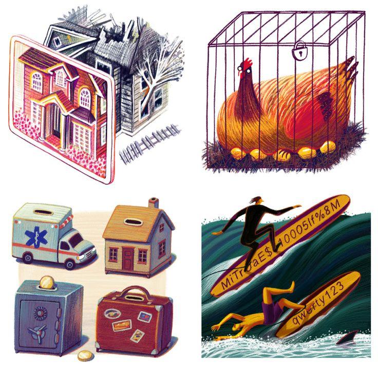 nata metlukh | illustrations