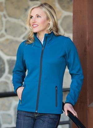 """Coal Harbour """"City Fleece"""" Ladies Jacket L7501 from X-it Corporate"""