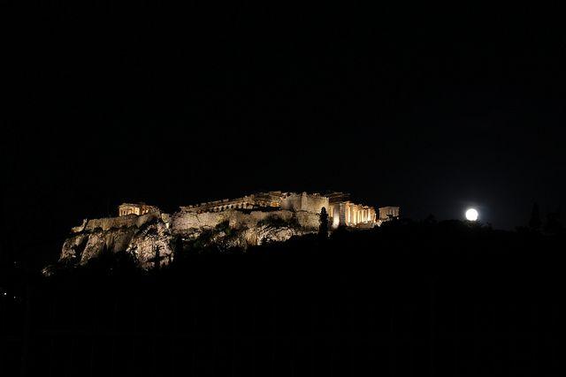 The Parthenon of Athens, Greece | Flickr: Intercambio de fotos