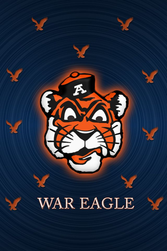 Auburn Wallpaper | iPhone wallpaper | Pinterest | Auburn