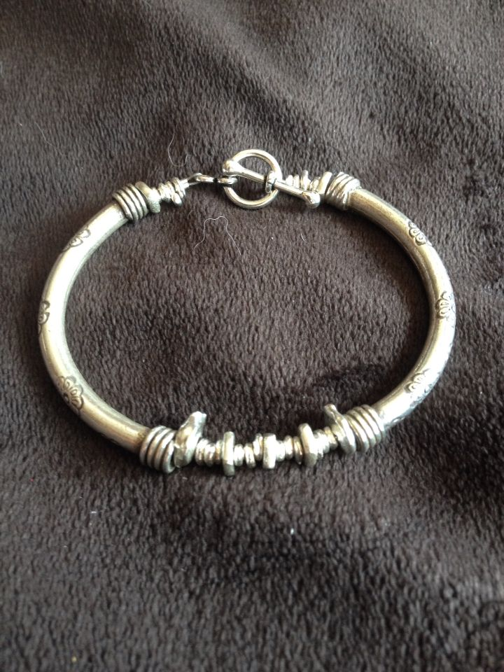 Thai silver bracelet