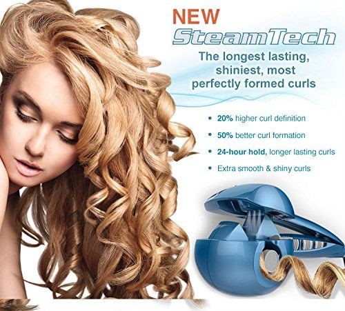 Babyliss Pro Nano Miracurl Steamtech Curl Machine  http://www.personalcareclub.com/babyliss-pro-nano-miracurl-steamtech-curl-machine/