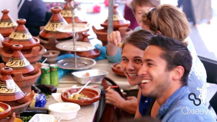 Food Festival • Djemaa el Fna • Rotterdam - THE NETHERLANDS