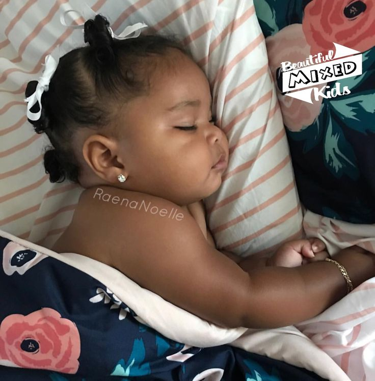 Raena Noelle - 1 Year • African American & Puerto Rican ♥️ FOLLOW @BEAUTIFULMIXEDKIDS http://instagram.com/beautifulmixedkids