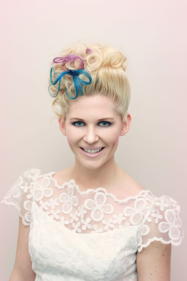 Pin up girl, glamour,up-do, glamour up-do,bridal hair, wedding hair, grad hair, hollywood glam, hollywood hair, Dress, Hair, Color, Hair color, Style, Fashion, Bridal, Wedding,  Extensions, Color, Inkworks, Fashion Color. Makeover