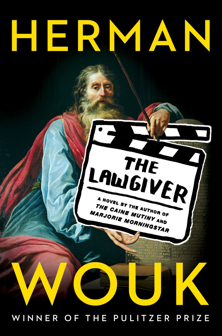 The Lawgiver by Herman Wouk / Simon & Schuster