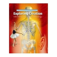 Exploring Creation with Human Anatomy and Physiology by Jeannie Fulbright - An elementary level Anatomy and Physiology book that gives glory to God as children discover all that goes on in their bodies from their heads to the nails on their toes! - $39.00 @apologiaworld  -For more info, see: http://shop.apologia.com/66-anatomy-and-physiology