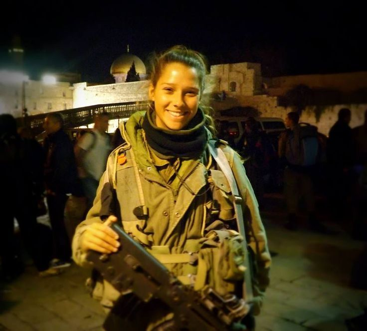 WOMEN OF THE IDF: Salute to Israel's Military