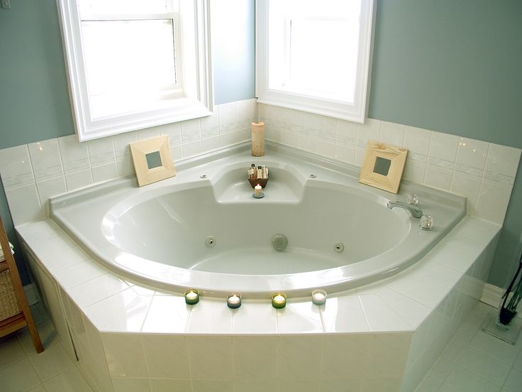 The 11 best Corner Tubs images on Pinterest | Bathtub, Corner ...