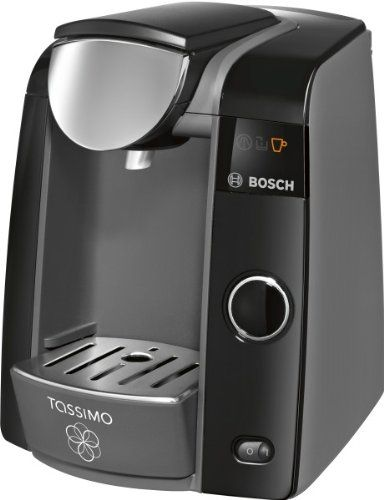 Bosch Tassimo Joy Black And Chrome