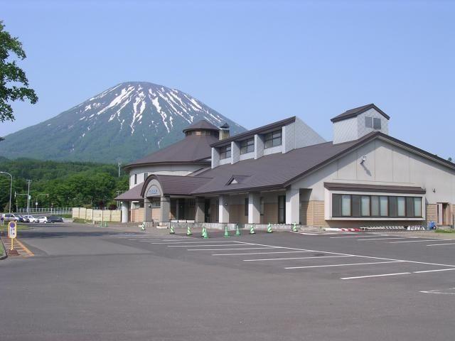 京極温泉 京極町のふきだし公園は羊蹄山の湧き水が出るおすすめスポットです。