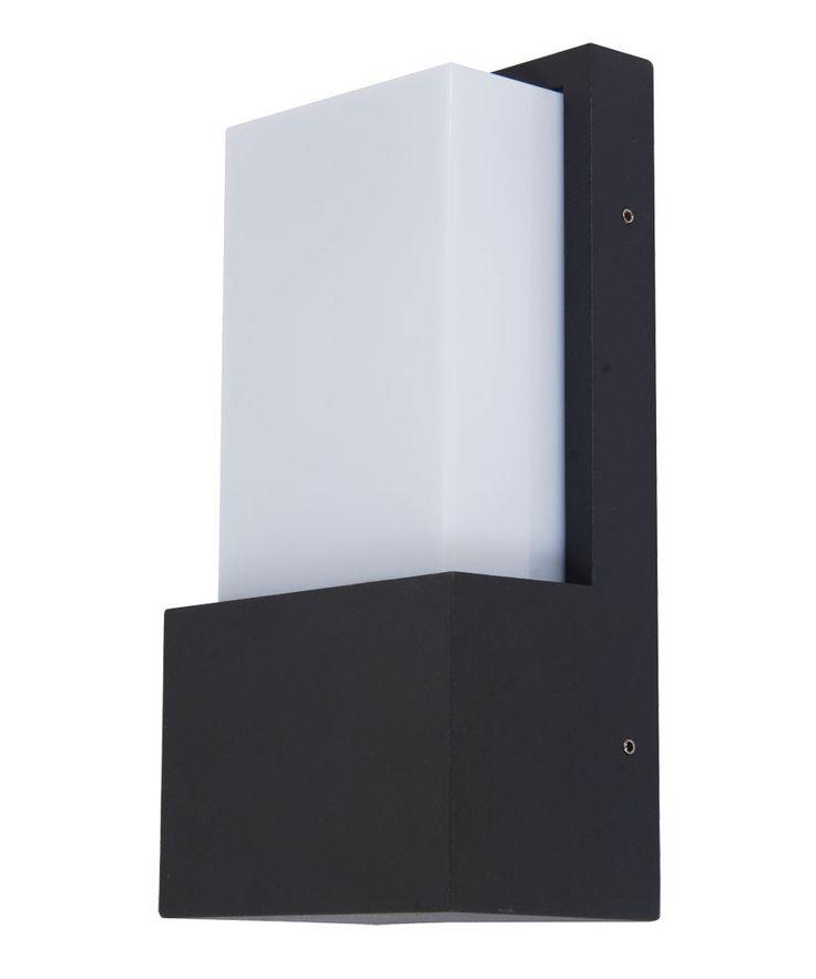 LEDlux Kato Plain Bunker in Charcoal | Outdoor House Lighting | Outdoor Lighting | Lighting