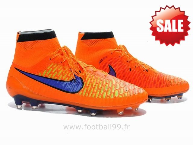 Nike Magista Obra FG Orange Chaussures De Foot Magista