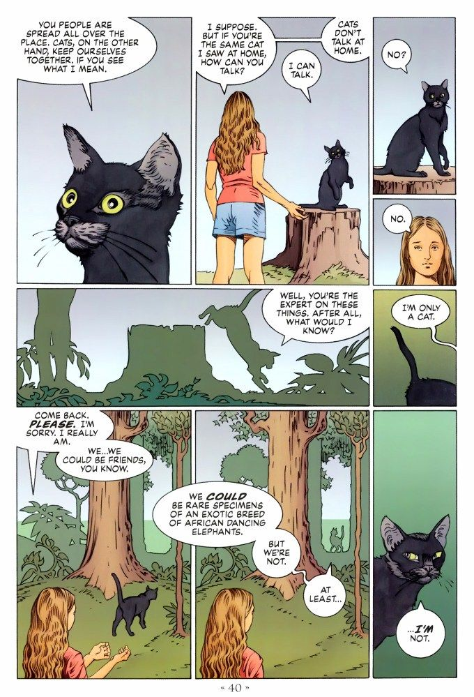 Page 40, Coraline graphic novel online