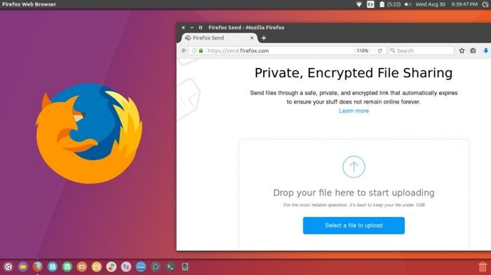 Firefox Send! Mozilla's Android App | ETC | Android apps