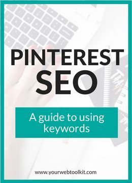 Pinterest keywords are THE foundation for using Pinterest to grow your blog and business. These Pinterest SEO tips will show you how to find keywords and where to put them. Spending a little bit of time on keyword research will help you to grow your blog more quickly and to a wider audience.