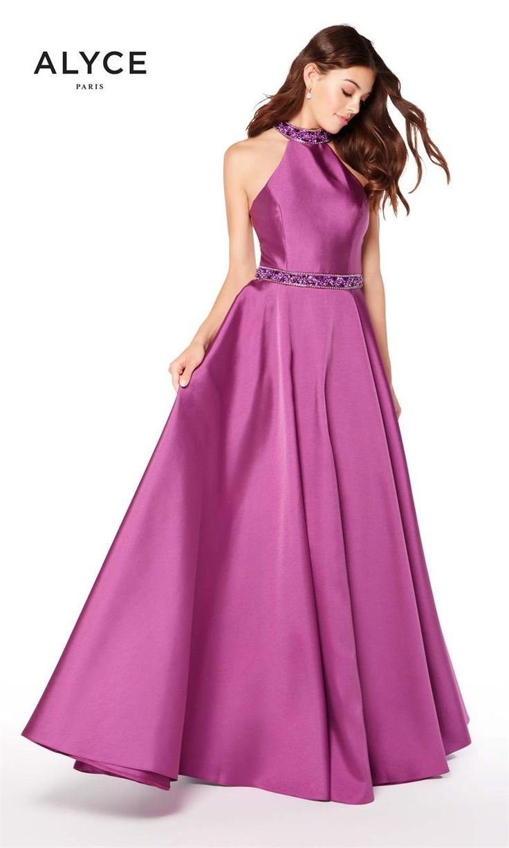 Mejores 496 imágenes de Alyce Paris Dresses en Pinterest | Vestido ...