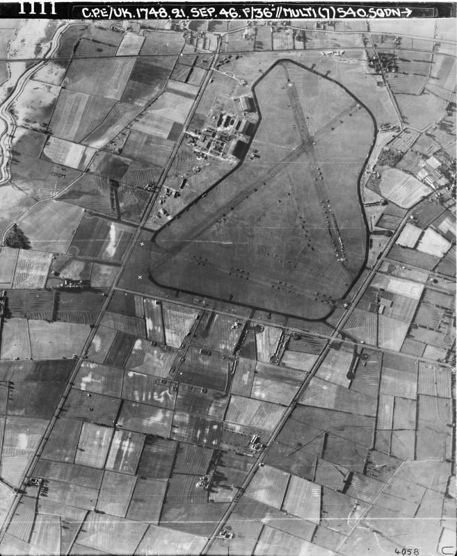 Pin on Goxhill Airfield