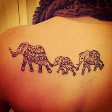Image result for elephant tattoo ideas More