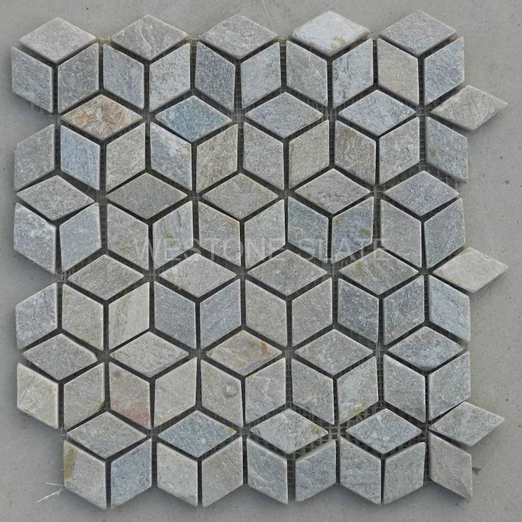 Slate Mosaic Tile Tile Design Ideas