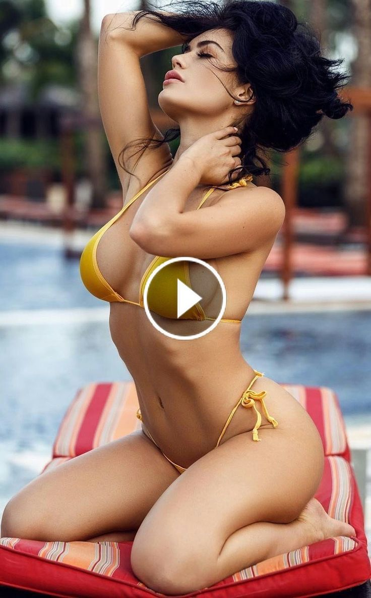 Hottest bikini model ever sexy hot — 13