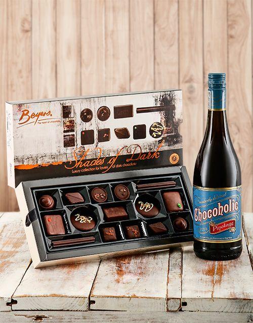 Buy Chocoholic Dream Gift Online - NetGifts