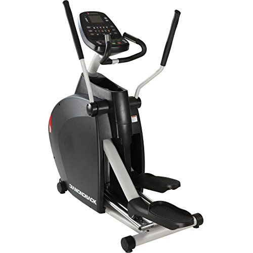 11 best ellipticals images on pinterest elliptical machines diamondback fitness 1260ef elliptical trainer with incline compact footprint and heart rate monitor fandeluxe Choice Image